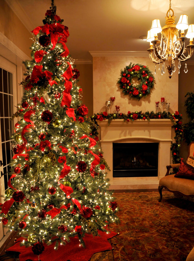 23 Most Beautiful Christmas Tree Ideas - Top Do It Yourself Projects