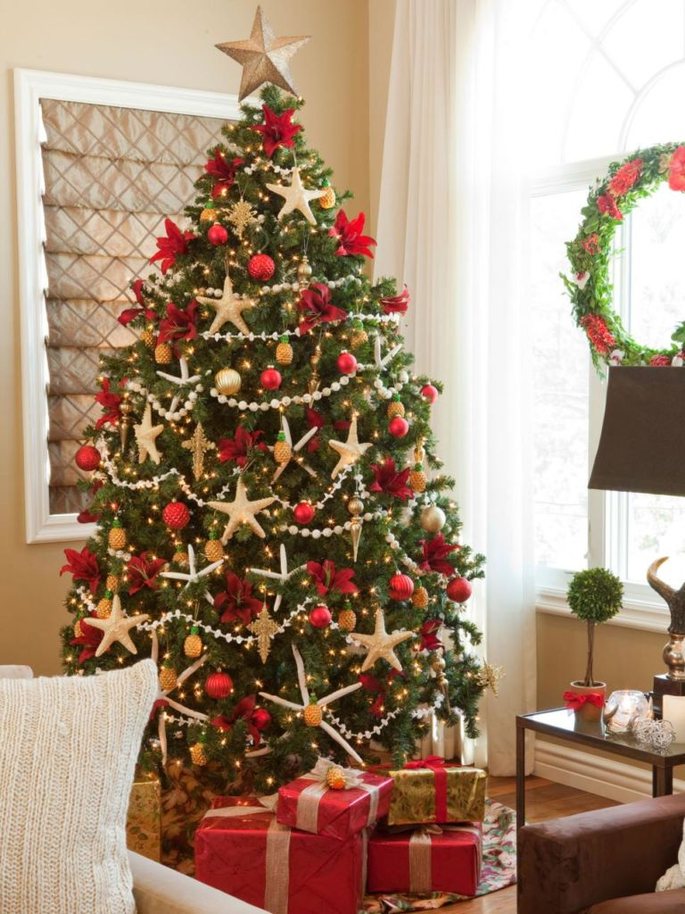23 most beautiful christmas tree ideas top do it for Most beautiful christmas photos
