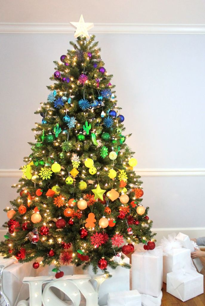23 most beautiful christmas tree ideas - How To Decorate A Beautiful Christmas Tree