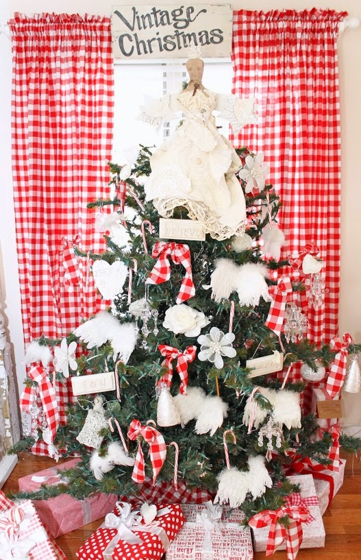 23 Most Beautiful Christmas Tree Ideas