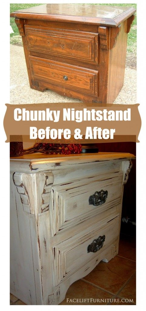 12 Diy Ideas- Antique Your Furnitures
