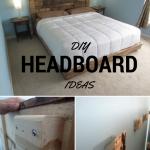 21 Diy Headboard Decorations