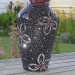 9 Colorful Diy Mosaic Vases