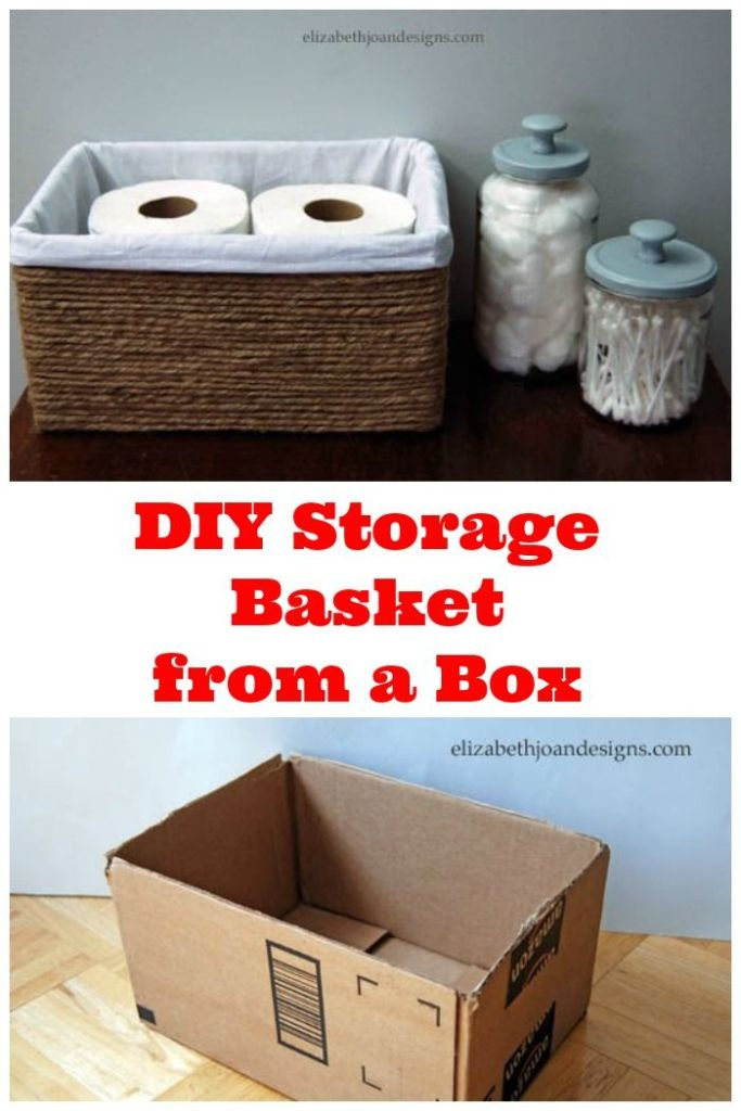16 Diy Recycle Storage Ideas