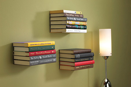 15 Diy Floating Shelve Selections