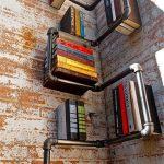 15 Diy Wall Library Ideas