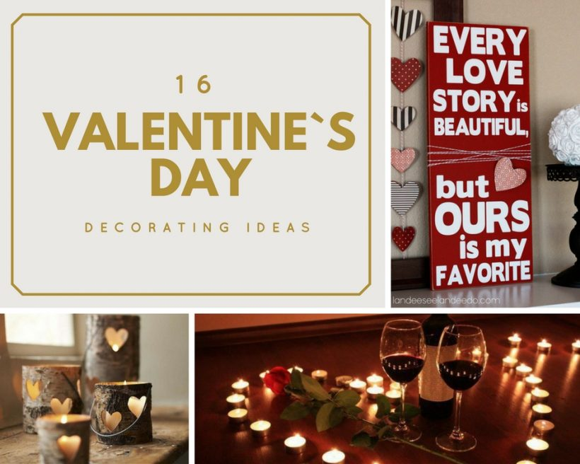 16 Valentine's Day Decor Ideas