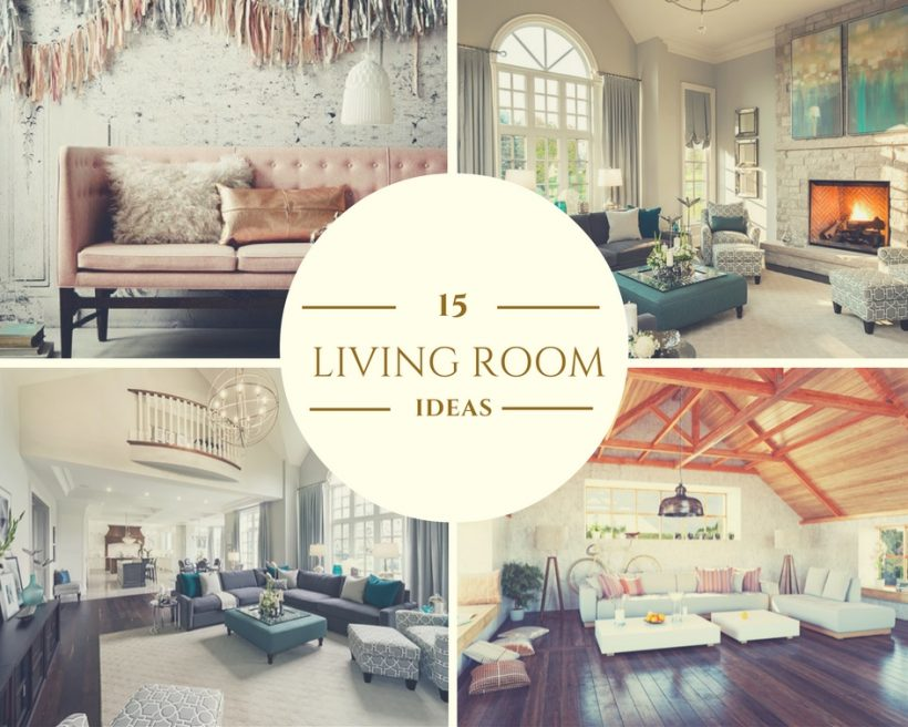 15 Living Room Decorations That You Will Feel Cozy