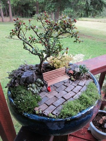 18 Fairy Garden Ideas